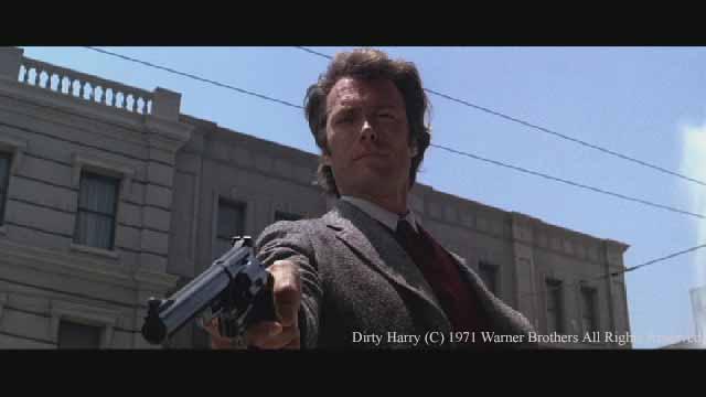 ダーティー・ハリーのM57!?/Ot...
